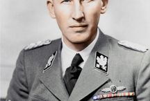 SS Obergrupenfuhrer Reinhard Heidrich