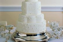 Wedding cakes / The beauty in Baking