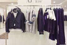 Armani Jeans PE15 / La nuova collezione Armani Jeans è perfetta per chi non può rinunciare all'eleganza anche nelle serate informali