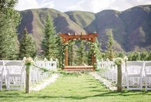 Mountain Vow Renewal...possibility / by Leigh Sauceda Hawkins