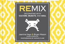 Tastemaker Magazine's PIN IT TO WIN IT Contest / Create a board on Pinterest exploring ways to remix your space using items found on this board from AphroChic.com and Room&Board, for a chance to win a signed copy of the tabletop book Remix Decorating with culture,objects,and soul by Jeanine Hays & Bryan Mason founders of AphroChic. Contest ends Monday March 3rd at 11am est.   / by Atlanta Tastemaker Magazine
