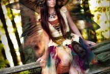 Fairy and pirate inspiration