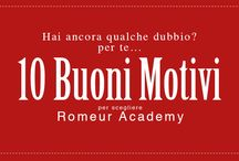 10 Motivi per scegliere Romeur Academy Video Post Producer / Master Video Post Producer