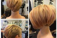 Bob/Bob-like haircuts ideas / Inspiration for haircut January 2015.