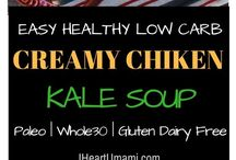 Healthy Recipes Clean / Healthy Recipes Clean | Weightloss | Fitness | Vegetarian | Glutenfree | Eating | Breakfast | Dinner | 21 Day Fix | Snacks | Paleo | Lunches | Meal Ideas | Low Carb | Crock Pot | Easy | Protein | Chicken | Grocery Lists | Vegans