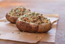 Vegetarian Potato Dishes