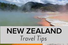 Travel in NZ