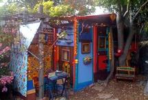 Treehouse/playhouse / by Beverly Dizzine