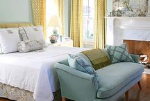 Bedrooms / by Rhonda Criss