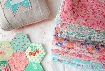 English paper quilt