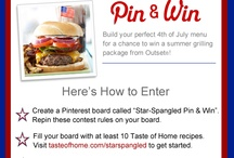 Star-Spangled Pin & Win