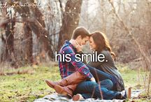 My littlereasonstosmile ♥ / ♥ Dedicated to my husband, he's full of little reasons to smile ♥