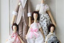 muñecos personalizados family