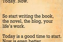 Stop Dreaming. Start Writing.