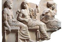 Lavoro di Storia dell'Arte / Raccolta di materiali per approfondimento del lavoro svolto in classe