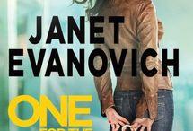 Janet Evanovich - read!