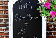 Thrift Store Ideas / by Leslie Peterson