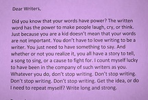 Writing Celebration Ideas / Writing celebrations are a great way to teach young writers about audience and purpose.