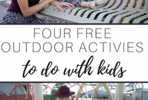 TODDLER & KID ACTIVITIES / Places to go, things to do and fun things for kiddo's