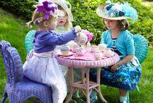 tea parties.........