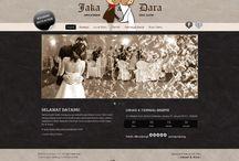 Grey Leather / Desain tema undangan pernikahan online Grey leather by Datangya.com