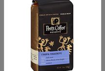 Coffee Beans / A collection of the best coffee beans from around the world.