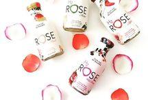 ALL about H2rOse / Rose Water & Saffron Beverage  drinkh2rose.com
