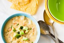 Soups & Chili / by Carrie Knutson