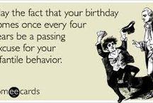 Alans Birthday Party Ideas