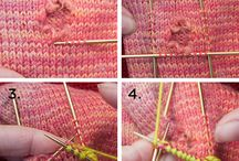 Needlework Darning