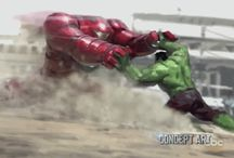 Avengers: Age of Ultron / Updates on the Avengers sequel, Avengers: Age of Ultron.