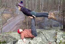 Acroyoga / #acroyoga #acrobatics