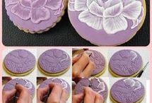dortové zdobení