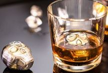 Alkohol / Ciekawe kostki lodu, do napojów do alkoholu