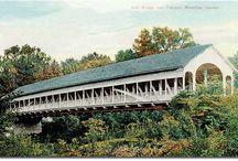 Covered bridges Indiana