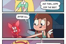 Star vs Forses of Evil stuff