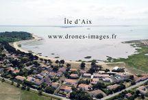 Photos aériennes / Photos / vues aériennes par drones.  Paysages, industriels, mariages, suivis de chantiers, monuments historiques, architectures, immobiliers etc ...