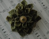 My Flowers / These are my handmade felt flower brooches.  Get a closer look on etsy. / by Kelly Barker