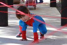 Superhero VS WildWester'n