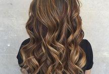 Haare und Trendfrisuren