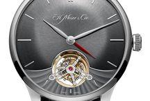 Watches: H. Moser & Cie / H. Moser & Cie - Very Rare - (Heinrich Moser) - www.h-moser.com