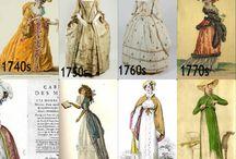 Doll cloths 1840