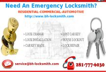 Need an Emergency Locksmith?