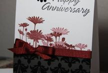 Anniversary cards / by Alice Sebring