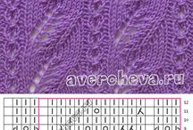 graficos em tricot