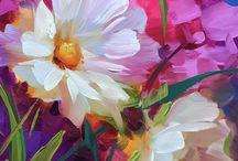 Blomstermaling