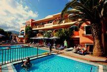Views of Aristea Hotel Rethymnon Crete / Pictures of Aristea Hotel Rethymnon Crete Greece