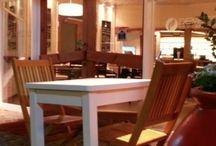 El restaurante / Demetria es una novedosa propuesta gastronómica de comida sana y natural.