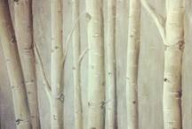 Malarstwo drzewa
