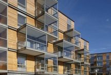 Medium Size-d Residential Complex / Houses